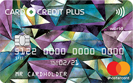 Европа Банк - карта «Card Credit Plus