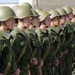 Изменится ли в России срок службы в армии в 2017 году