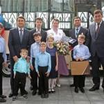 Льготы многодетным семьям в 2017 году в Свердловской области