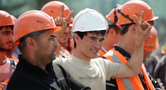 Новый закон для мигрантов из Таджикистана в 2018 году