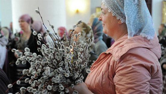Лазарева суббота в 2018 году - какого числа празднуется, что означает