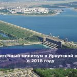 Прожиточный минимум в Иркутской области в 2018 году
