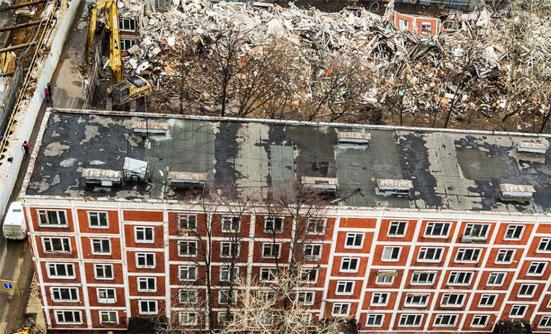 Реновация пятиэтажек в Москве - обзор последних новостей