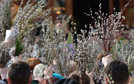 Вербное воскресение в 2018 году - какого числа отмечается Вход Господень в Иерусалим