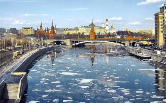 Когда в Москву придет весна 2018 года