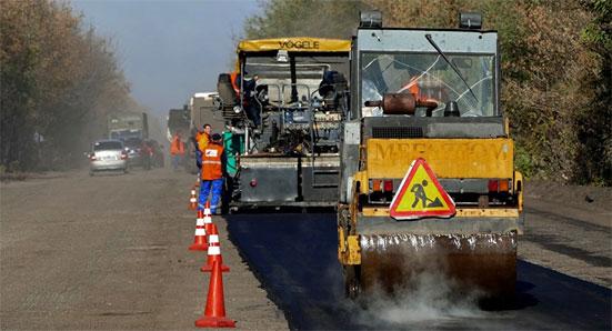 Новые правила проведения дорожных работ введут в России в 2018 году
