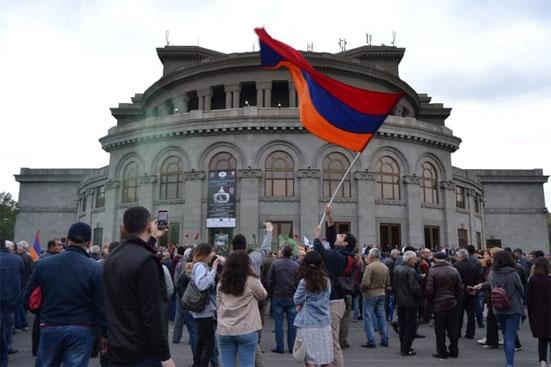 Что происходит в Армении на самом деле