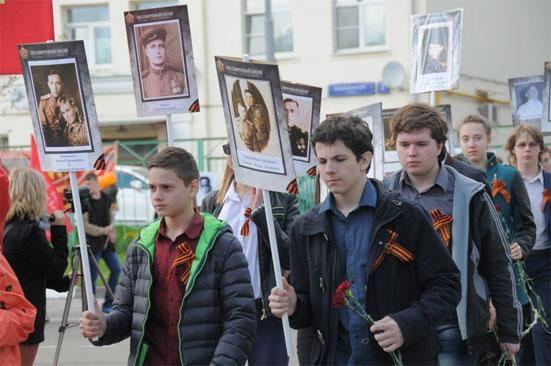 Маршрут Бессмертного полка в Москве в 2018 году - как пройдет шествие