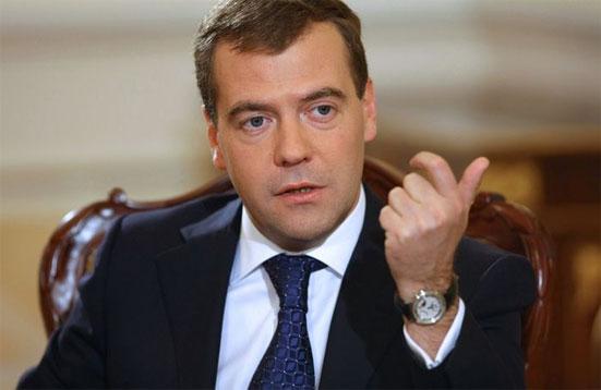 Новый Председатель Правительства РФ с 2018 года- без сюрпризов