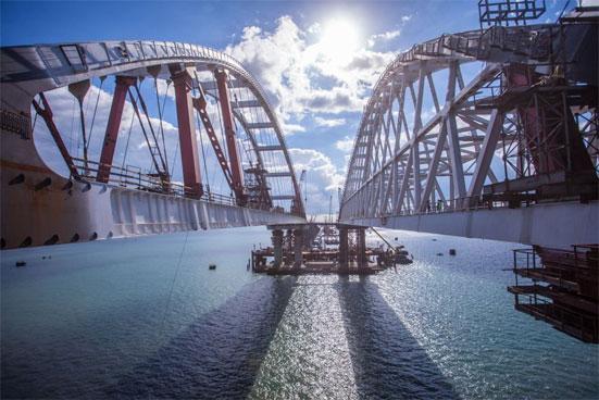 Введут ли оплату за проезд по Крымскому мосту