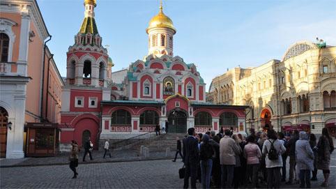 Бесплатные экскурсии по Москве в 2020 году: расписание