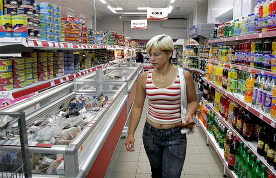 Повышение цен на продукты питания в 2020 году