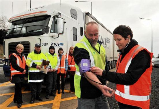 Предрейсовый медосмотр для водителей - новый закон 2018 года