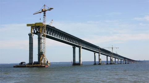 Характеристики и стоимость Крымского моста на сегодняшний день