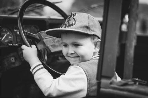 Правила перевозки детей в автомобиле с 1 января 2018 года