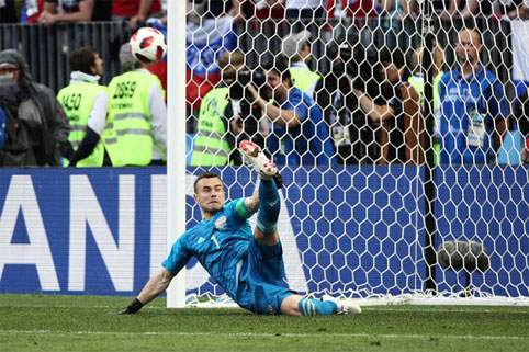 Прогноз на матч Россия - Хорватия
