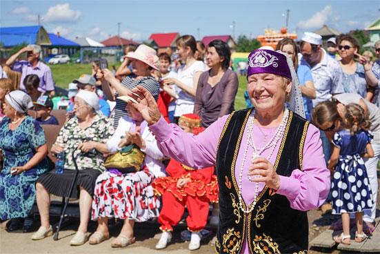 Московский Сабантуй будет праздноваться 21 июля 2018 года