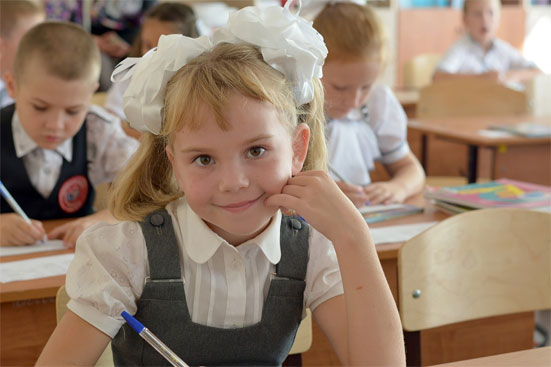 Когда дети идут в школу в сентябре 2018 года