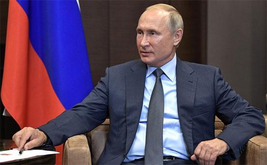 Телеобращение Путина по пенсионной реформе состоится 29 августа