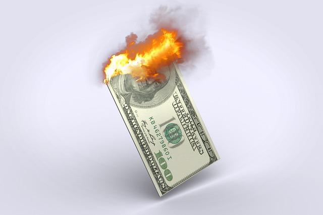 Изображение - Ставка рефинансирования в январе 2019 dollar-2387088_640