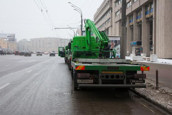 Платная парковка в Москве с 15 декабря 2020 года - новые правила