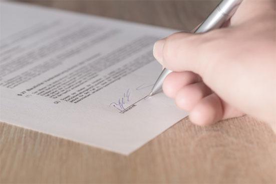 Подделка подписи на документах - какая ответственность грозит