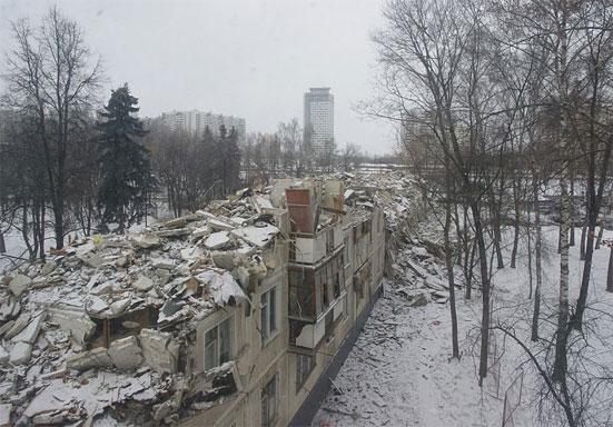 Снос пятиэтажек в Москве - в 2020 году появится окончательный график расселения