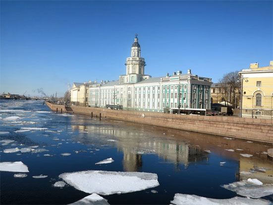 Прогноз погоды на апрель 2019 года в Санкт-Петербурге