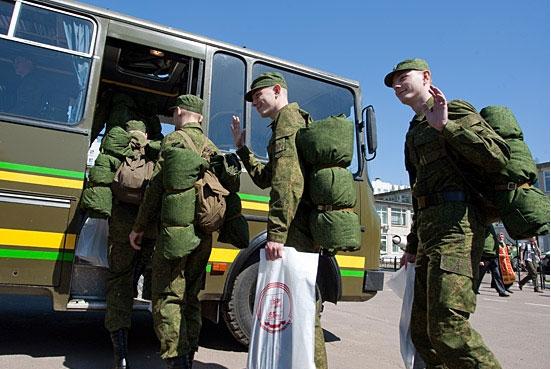 Изменения в законе «О воинской обязанности и военной службе»