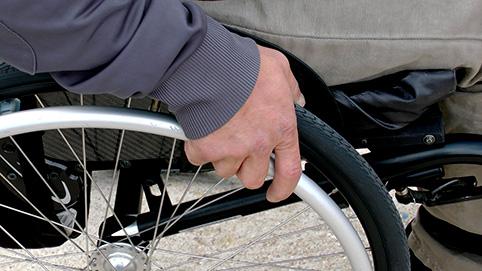 Социальная помощь работающим инвалидам