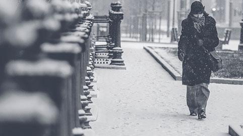 В каких регионах ожидать суровую русскую зиму?