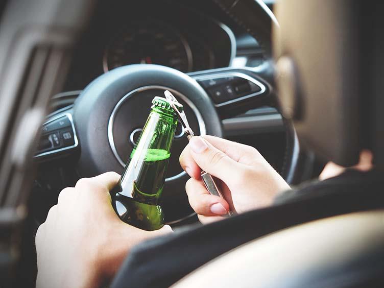 Что грозит за пьянство за рулем