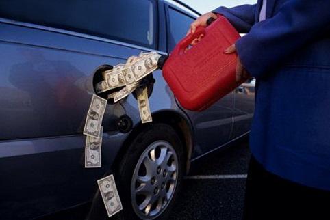Почему в России дорогой бензин при дешёвой нефти