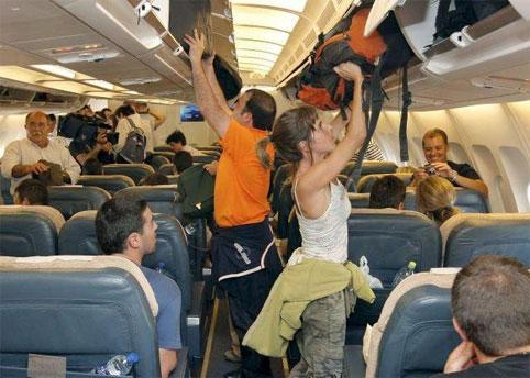 Допустимая ручная кладь в самолет в 2017 году: размеры и вес, что можно и что нельзя брать с собой на борт