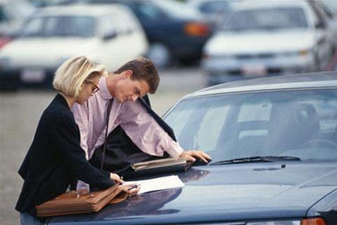 Бланк договора купли-продажи автомобиля