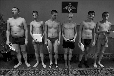 Призыв в армию и призывной возраст в России в 2017 году