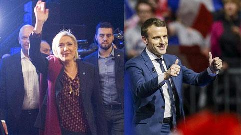 Выборы во Франции: результаты голосования