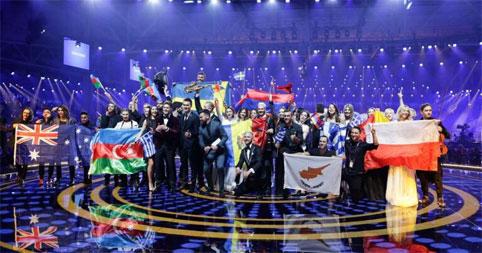 Евровидение-2017: последние новости, результаты первого полуфинала