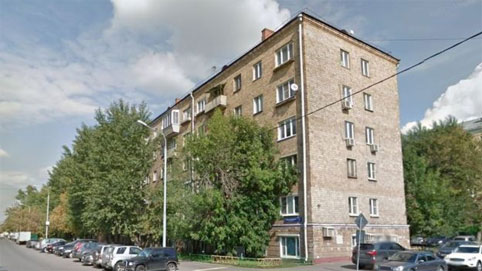 Список домов под снос в Москве